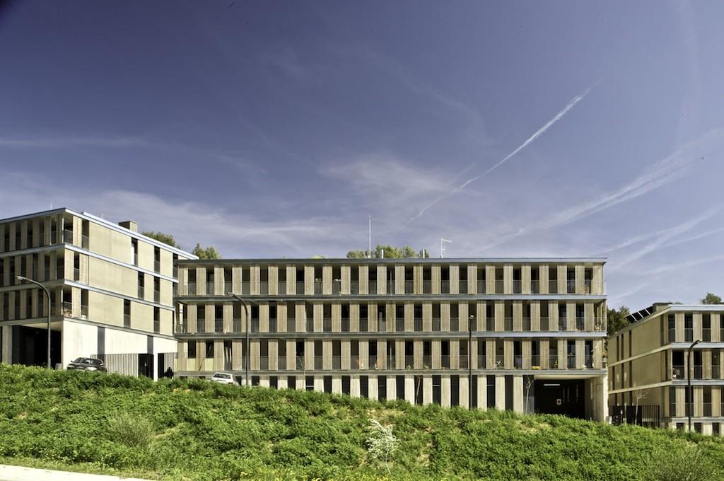 Torrelles Public Housing / BBarquitectes, © Filippo Poli