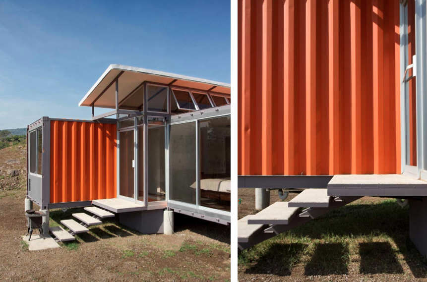 Gallery Of Containers Of Hope / Benjamin Garcia Saxe