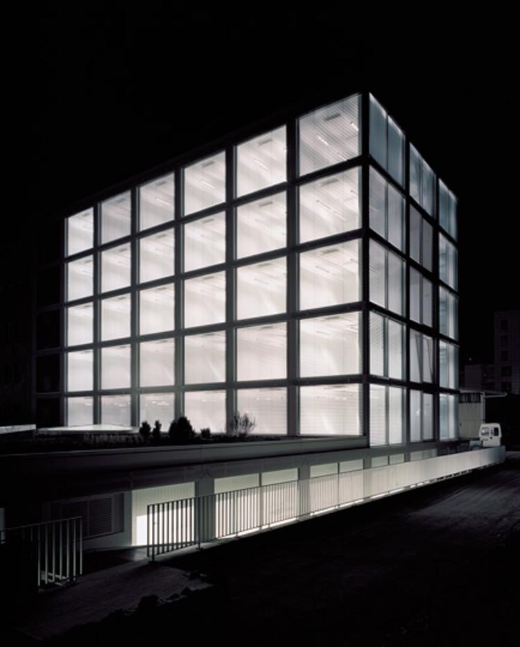 ECA – OAI Office Building / Personeni Raffaele Schärer Architectes, © Tonatiuh Ambrosetti