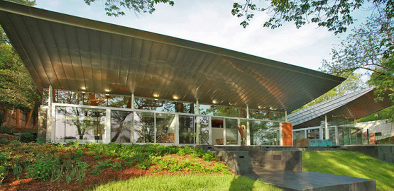 Salop Gelman Residence / Travis Price Architects, © Kenneth M. Wyner