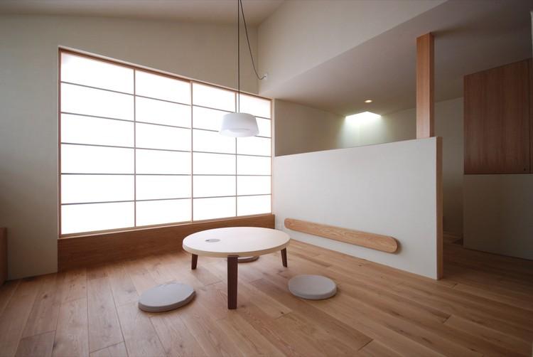 Residence in Matsugaoka / Mitsutomo Matsunami, © Mitsutomo Matsunami