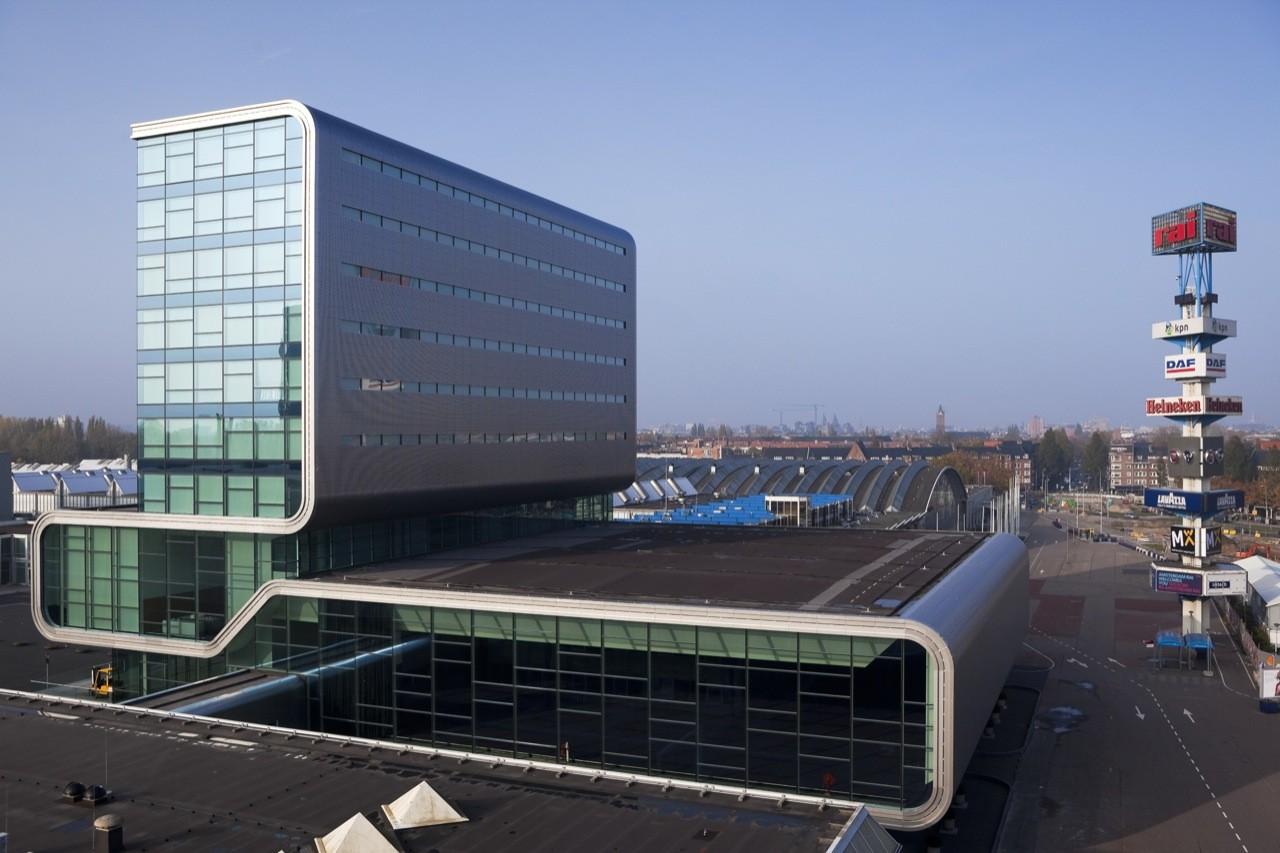 Elicium RAI / Benthem Crouwel Architekten, Courtesy of  benthem crouwel architekten