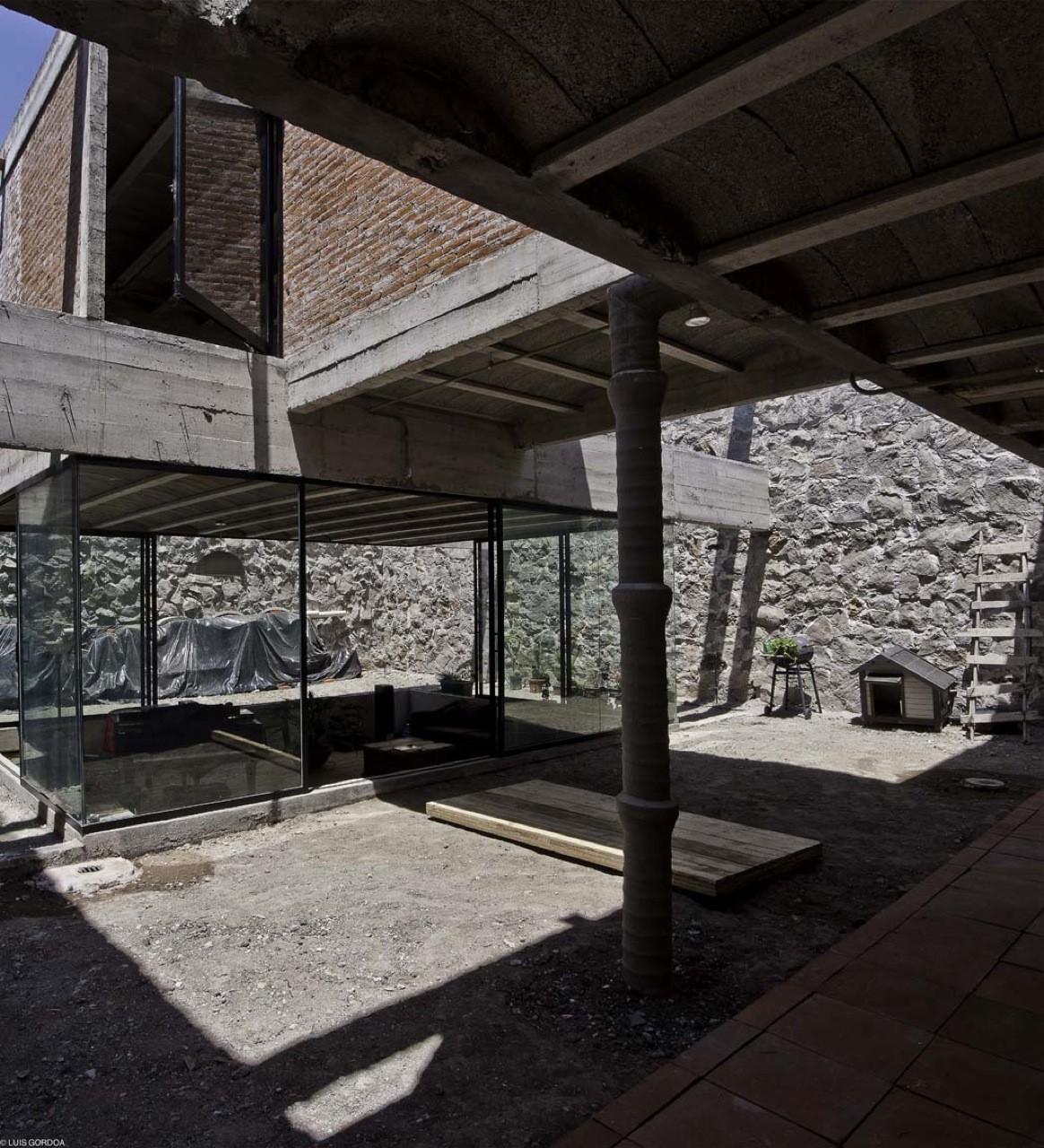Materka House / T3arc, © Luis Gordoa