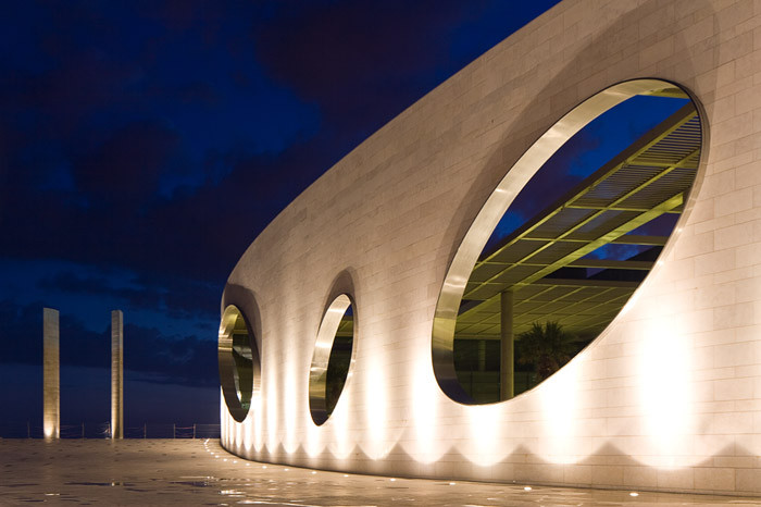 More Photographs of Champalimaud Centre for the Unknown / Charles Correa Associates, © David Pereira