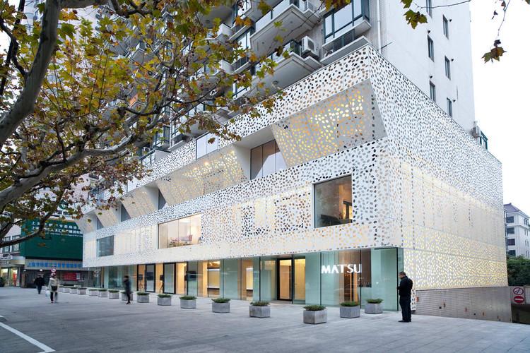 Matsu Flagship Store / EXH Design, © Meng Studio