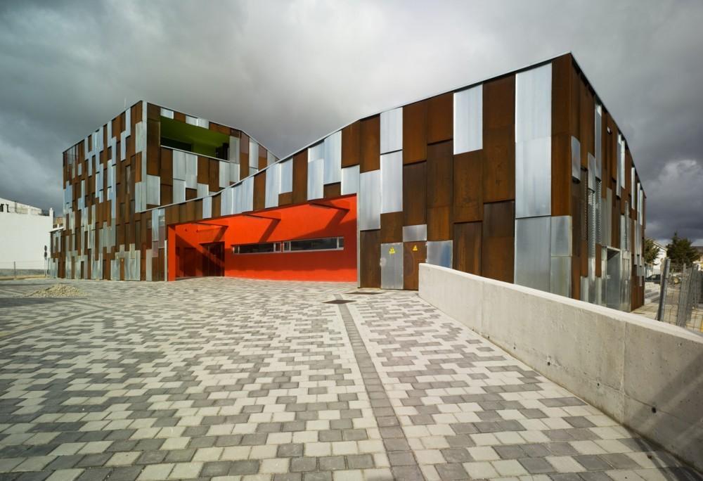Vélez-Rubio Health Center / LosdelDesierto, © Jesús Granada