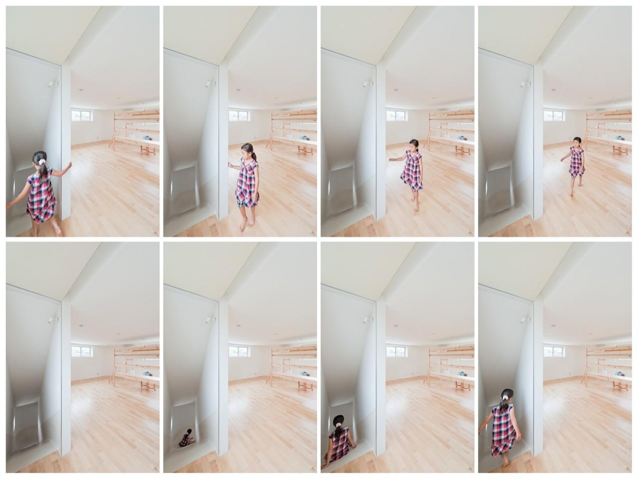 Slide House / LEVEL Architects