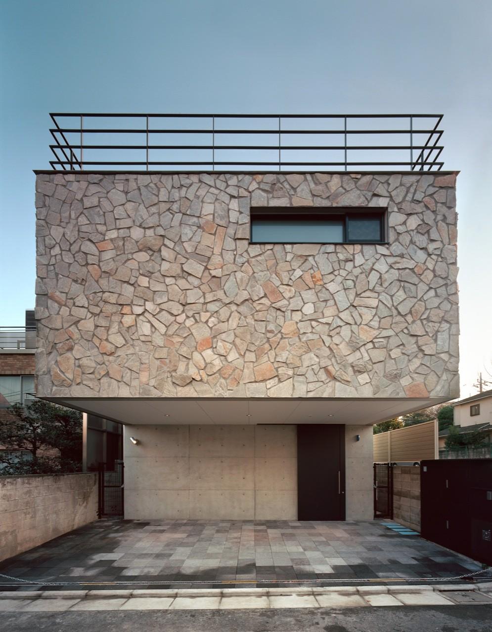 Triplex House in Nakano / LEVEL Architects, © Kai Nakamura
