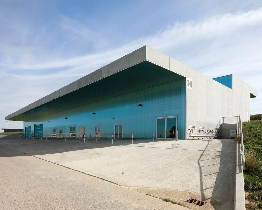 Bure Military Training Base / meier + associés architectes, © Yves André