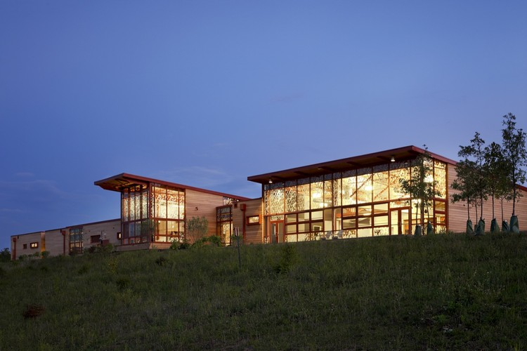 Grange Insurance Audubon Center / DesignGroup, © Brad Feinknopf