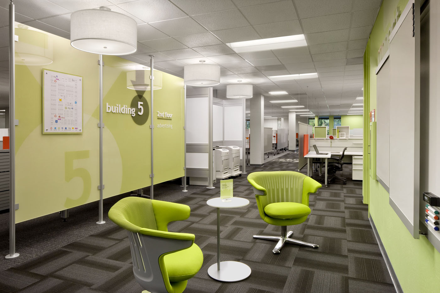 Ebay workplace initiative valerio dewalt train for Sustainable hotel design