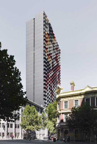 A'Beckett Tower / Elenberg Fraser, Courtesy of  elenberg fraser