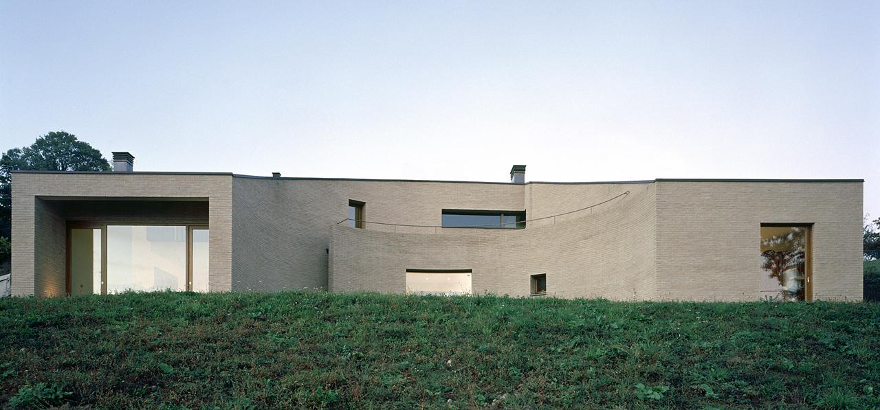 Single Family House / Lucio Serpagli, © Olinto Malpeli