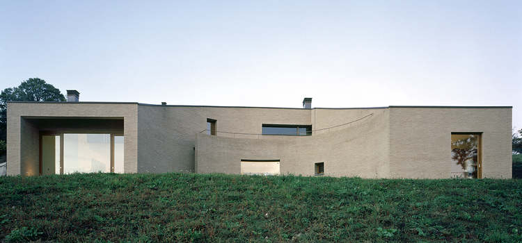 Single Family House / Lucio Serpagli, © Olinto Malpeli