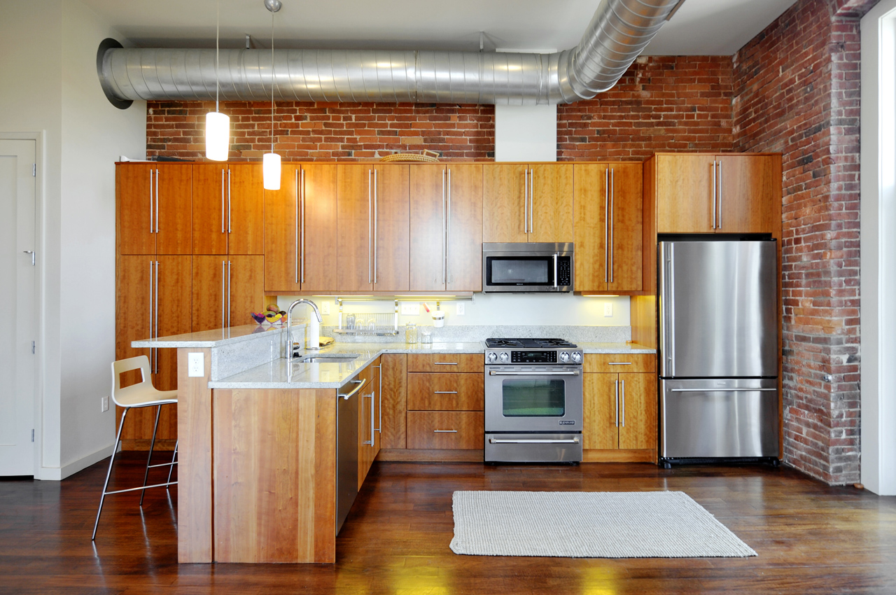 B Street Lofts / Touloukian Touloukian Inc., © Stephen Lee