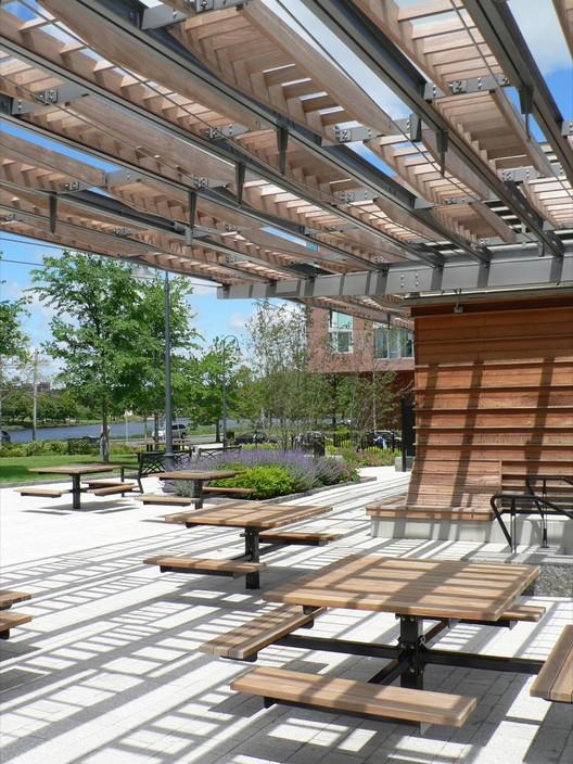 Riverside Park Pavilion / Touloukian Touloukian Inc., © Ed Wonsek
