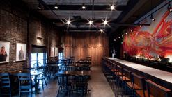 Creative Alliance Cafe / PI.KL Studio  + Kroiz Architecture