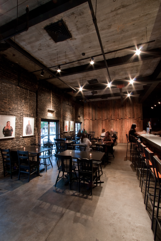 Creative Alliance Cafe Pi Kl Studio Kroiz Architecture