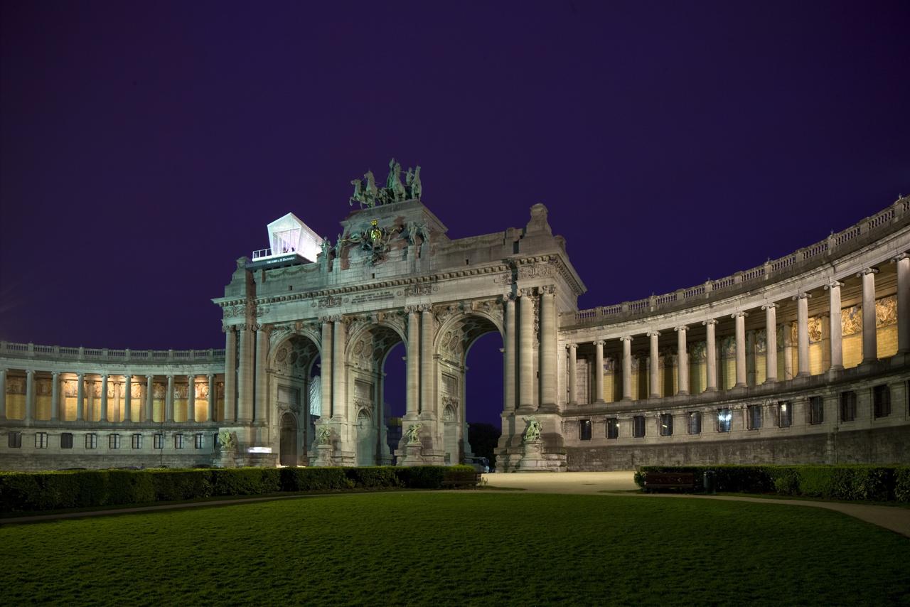 The Cube Restaurant in Brussels / Park Associati, © Danica O. Kus