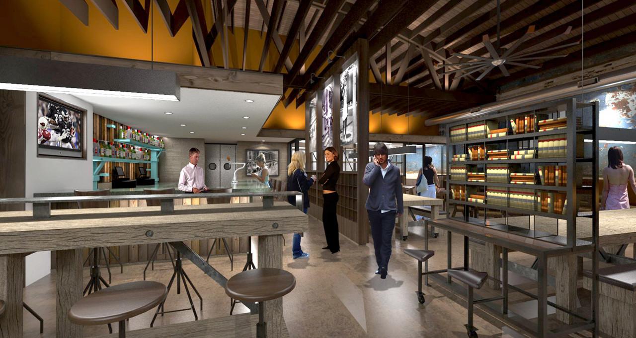 Manhattan Beach Post / SFJones Architects, Courtesy of  sfjones architects