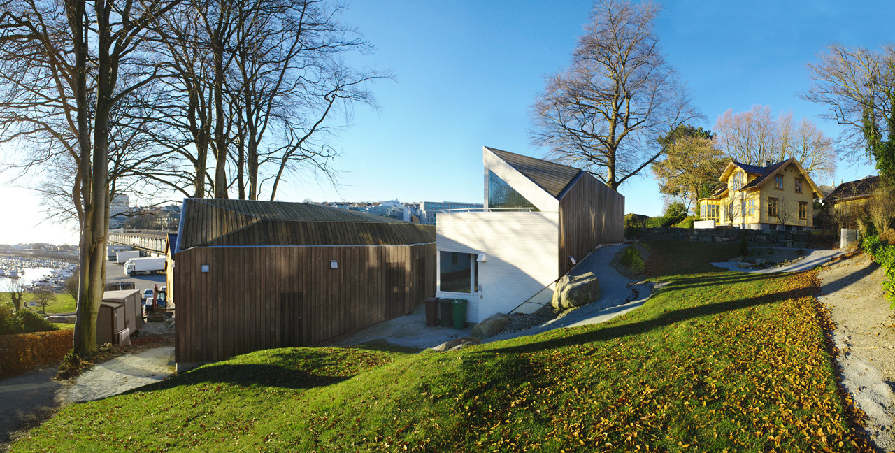 3 Houses in Paradis / Helen & Hard, Courtesy of  helen & hard