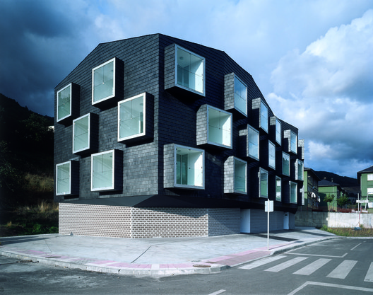 Social Housing for Mine Workers / Zon-e Arquitectos