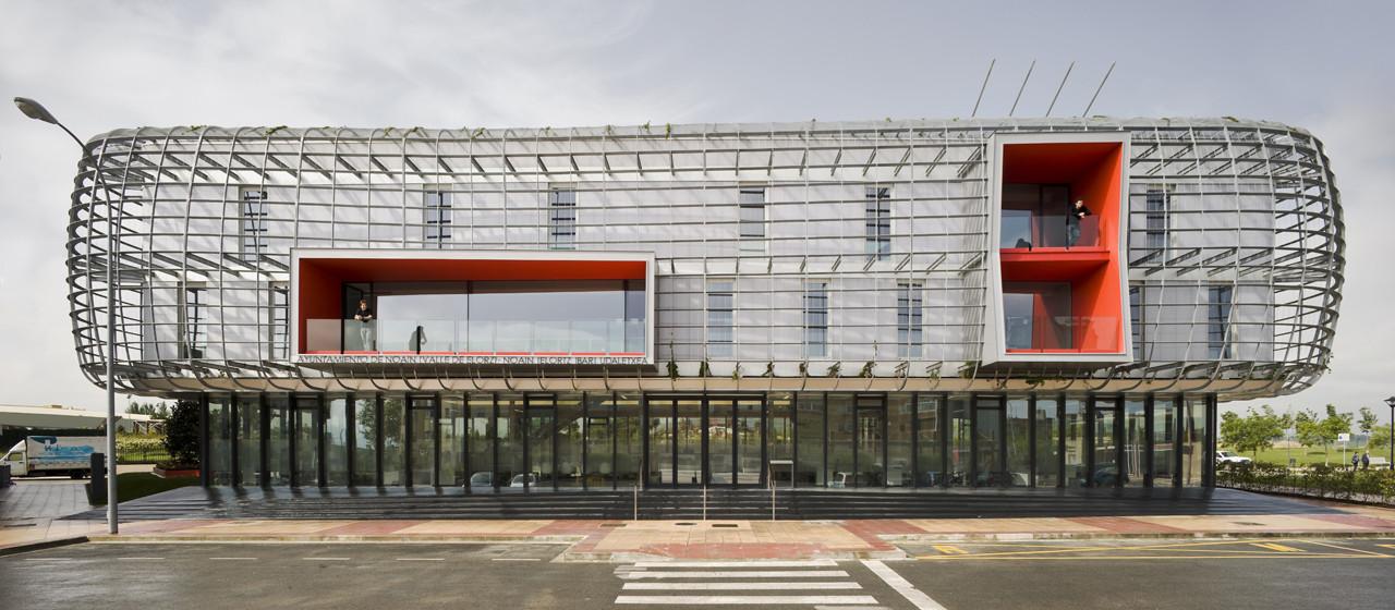Noain City Hall / Zon-e Arquitectos, © Pedro Pegenaute