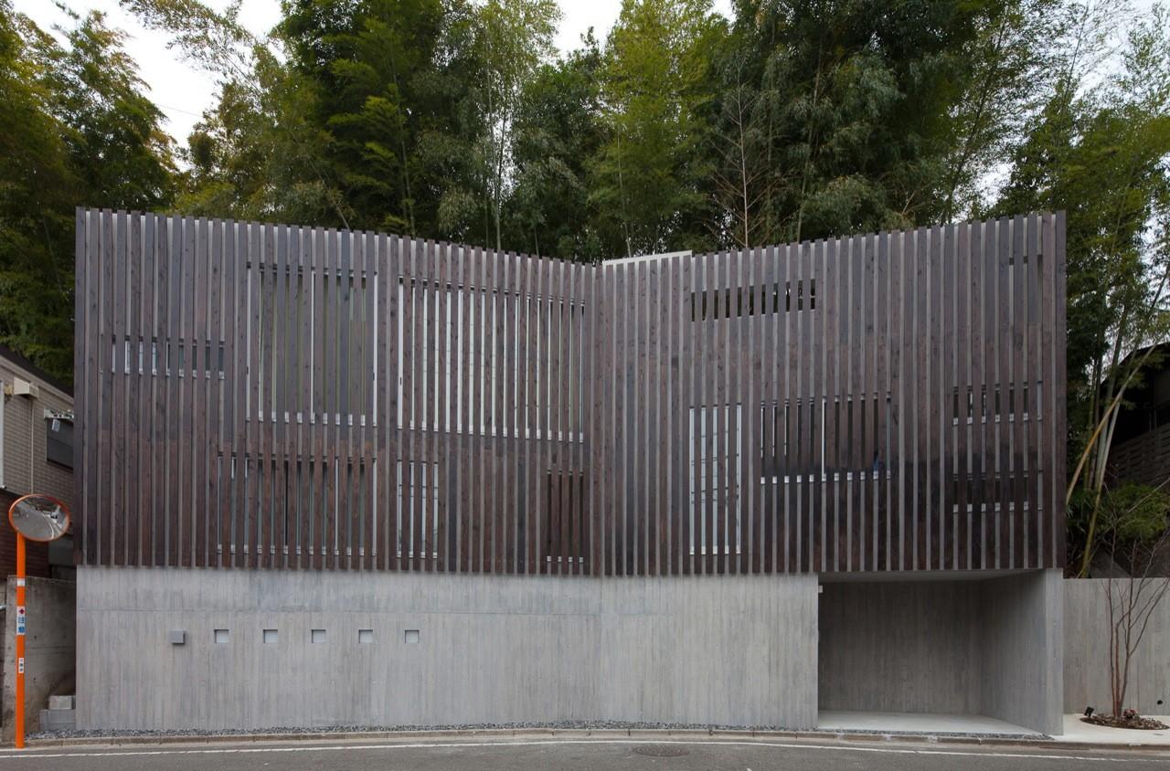 House in Inokashira / Studio NOA, Courtesy of  studio noa