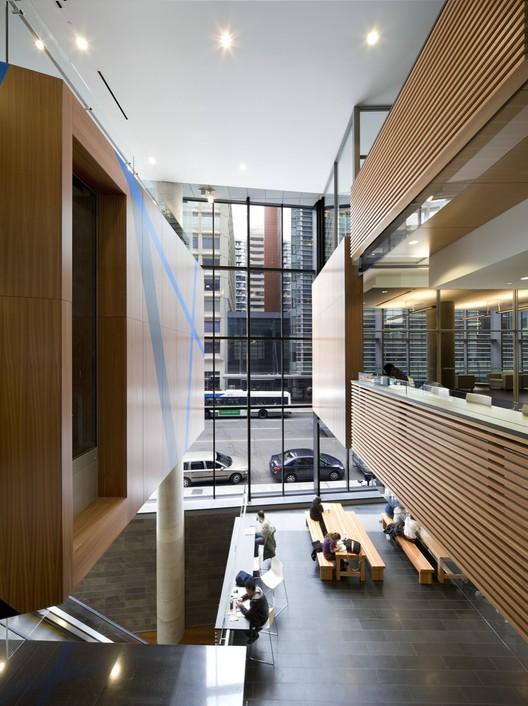 Le Quartier Concordia John Molson School Of Business Kpmb