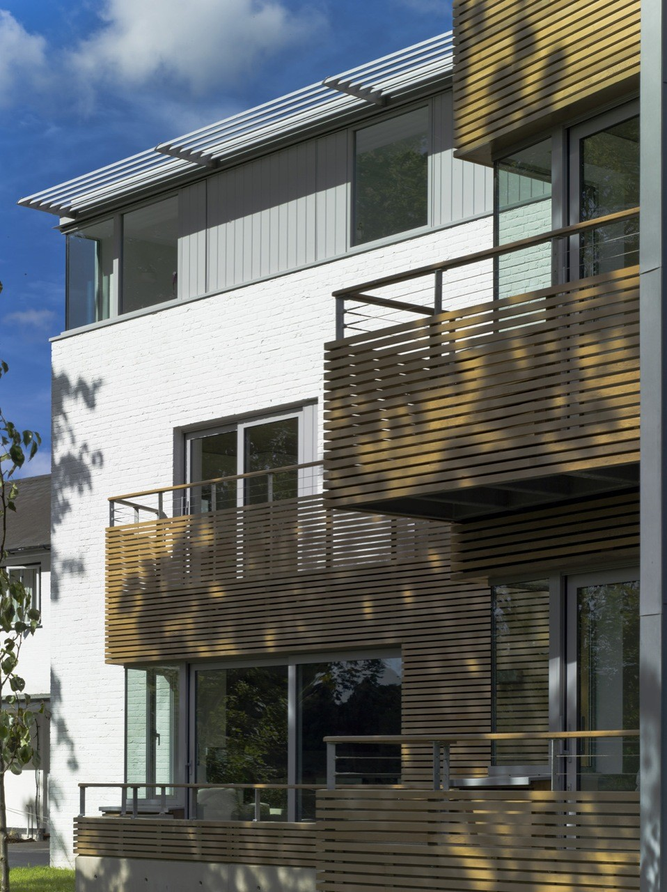 Gallery Of Graduate Accommodation At Clare Hall College Cowper Griffith Architects 19