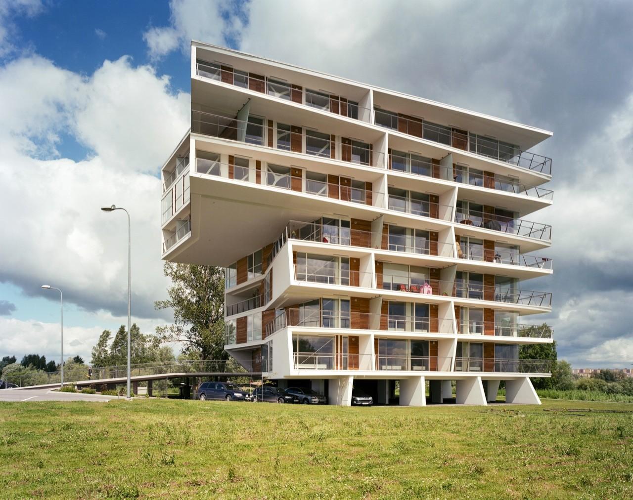 Tartu Rebase Street / Atelier Thomas Pucher + Bramberger [architects], © Lukas Schaller