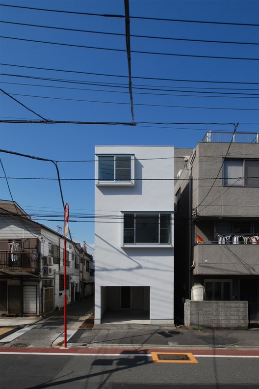 House in Oimachi / LEVEL Architects, Courtesy of LEVEL Architects