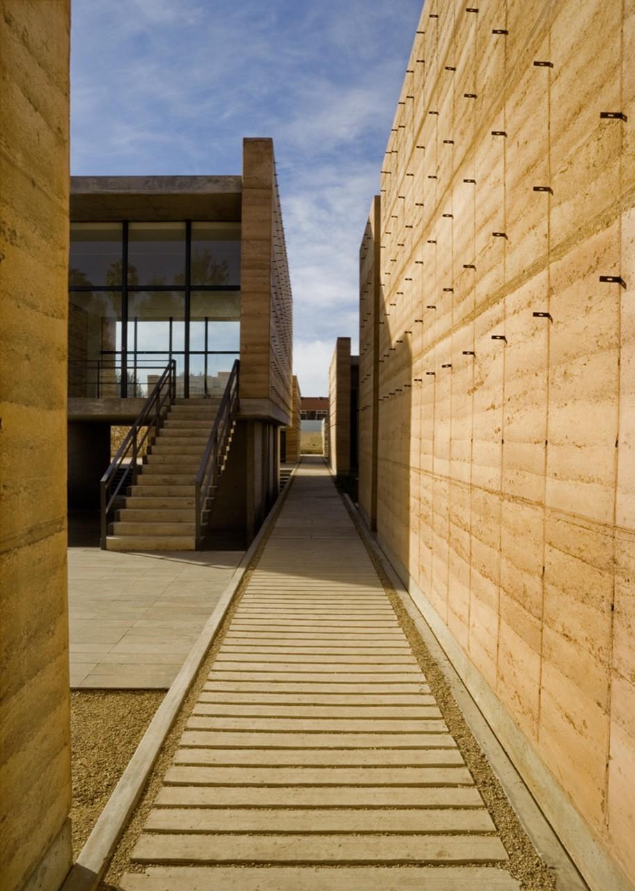 The School of Visual Arts of Oaxaca / Taller de Arquitectura-Mauricio Rocha, © Sandra Pereznieto
