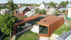 Family House / Architectural Bureau G.Natkevicius & Partners