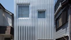 House in Kikuicho / Studio NOA
