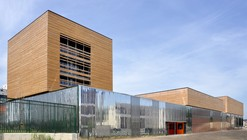 College Sports Hall / archi5