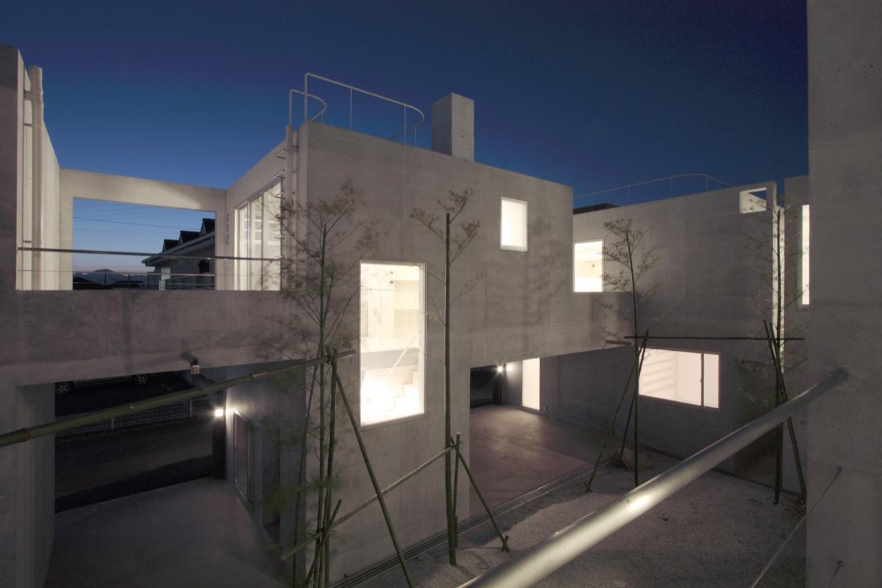 Static Quarry / Ikimono Architects, Courtesy of Takashi Fujino / Ikimono Architects