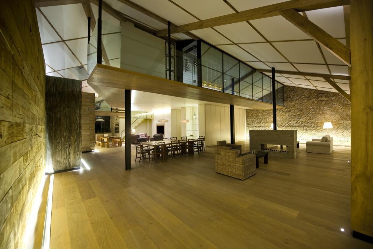 Tex-Tonic House 1 / Paul McAneary Architects, © Paul McAneary Architects Ltd