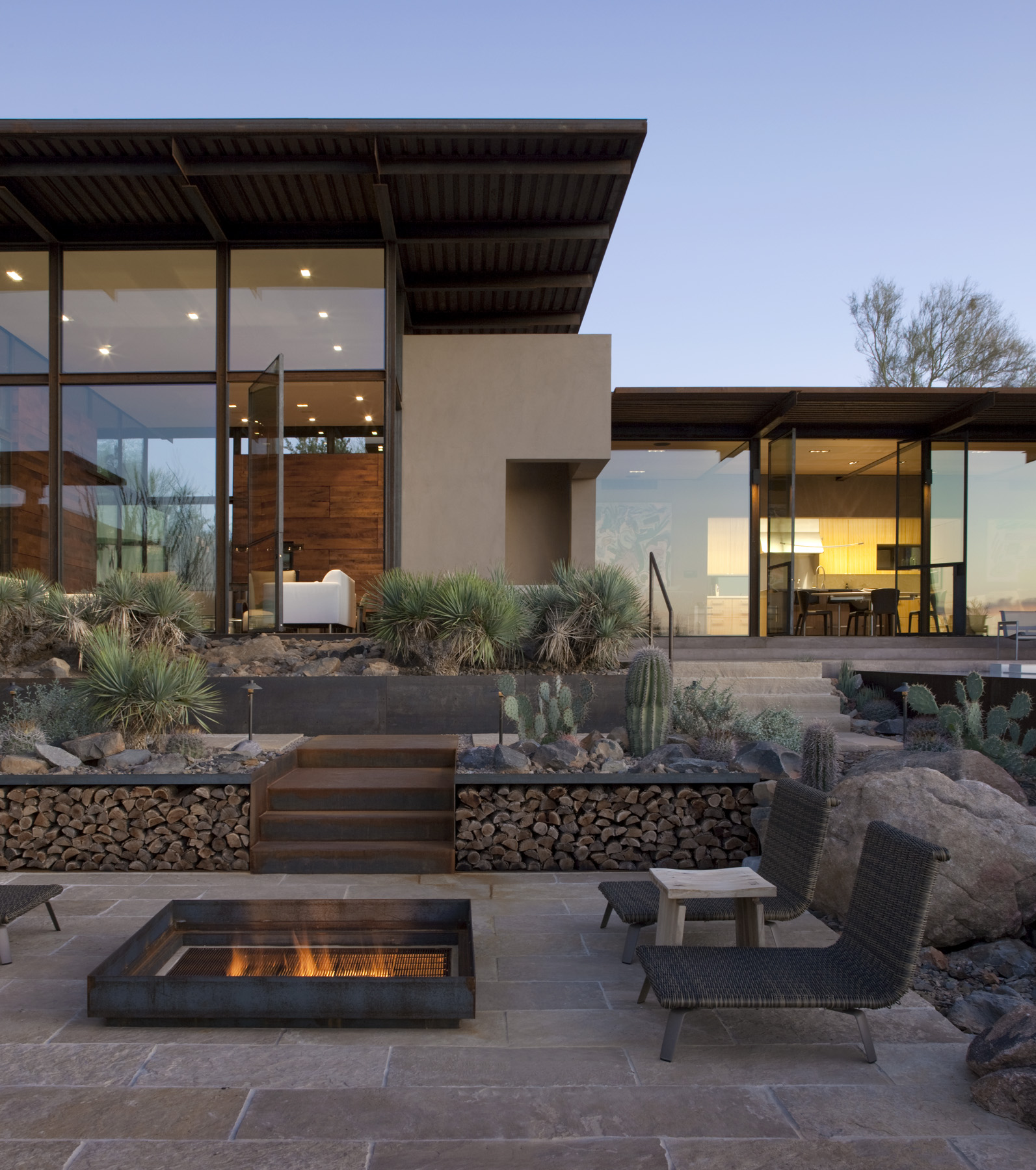 Gallery Of The Brown Residence Lake Flato Architects 2