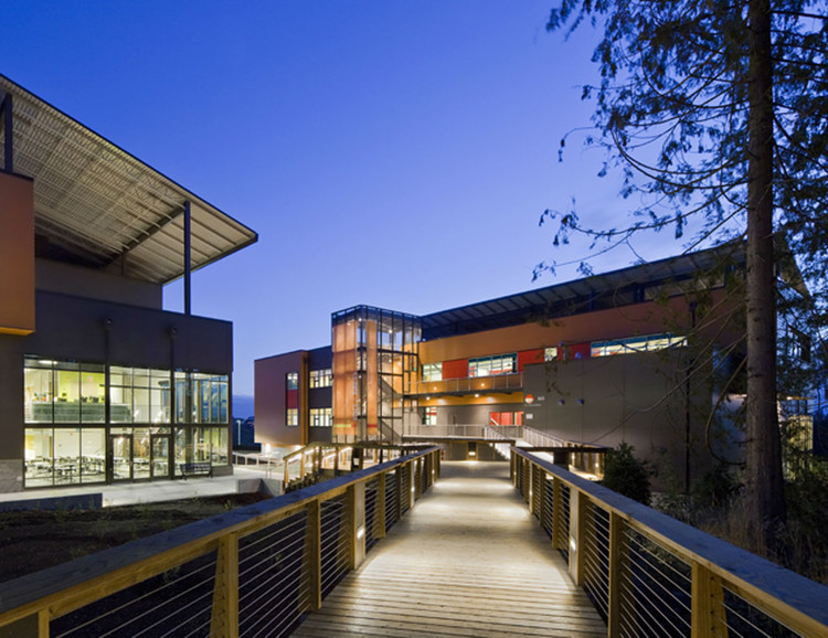 Marysville Getchell High School / DLR Group, © DLR Group