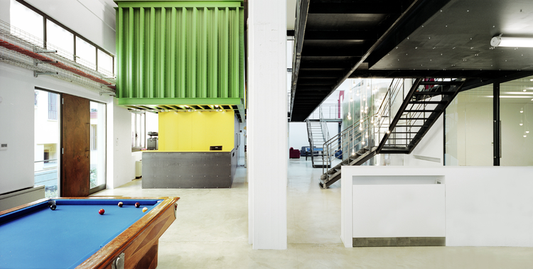 New EDI Headquarters / tiarstudio  + RMA, © Francesco Jodice