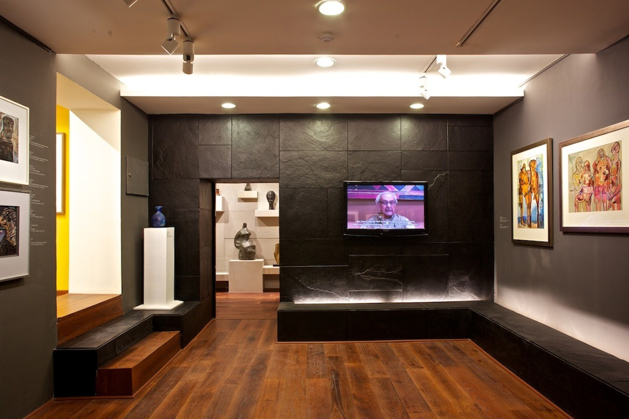 Gallery of Delhi Art Gallery Re-Design / Abhhay Narkar - 19
