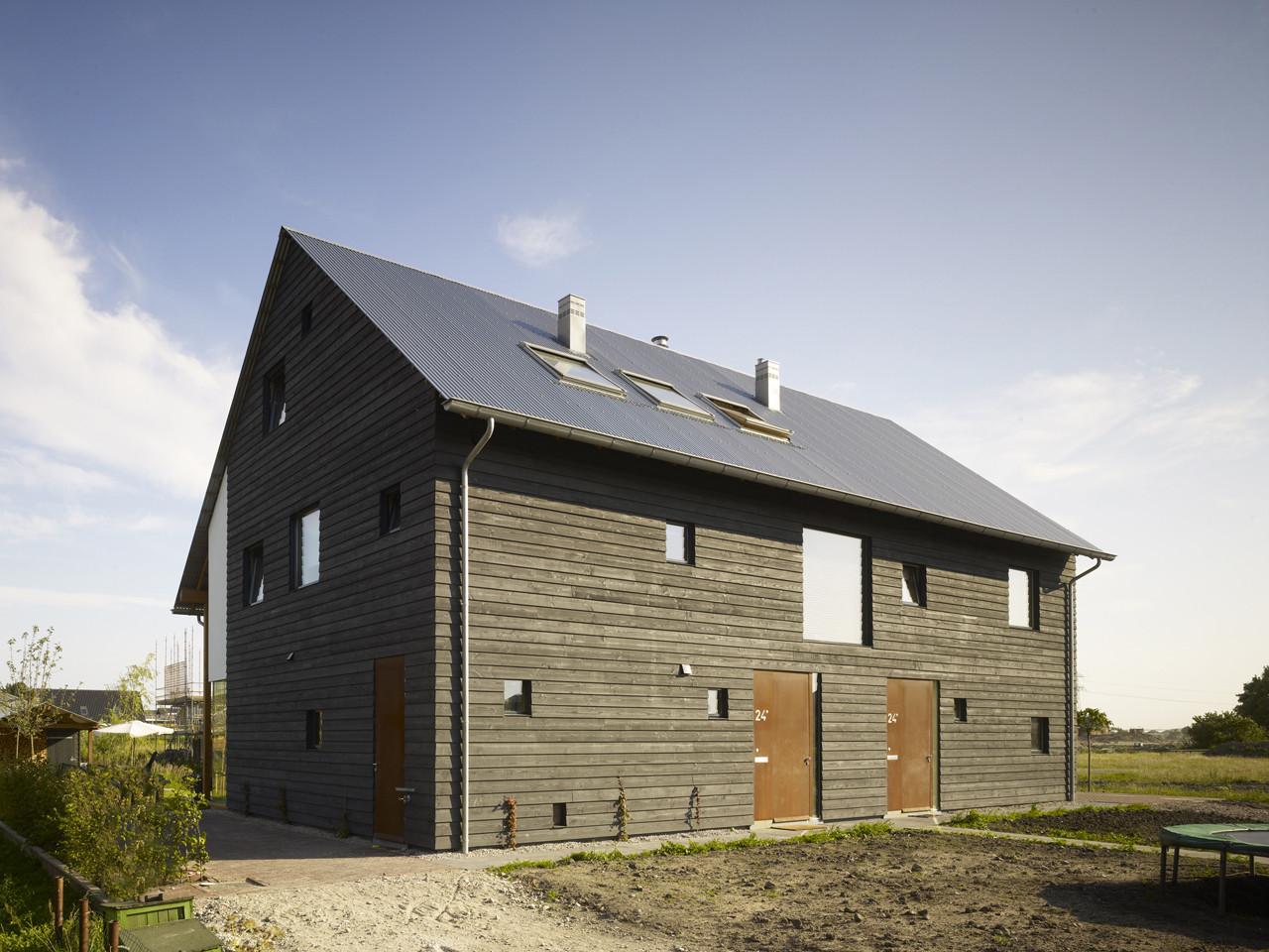 Double Dwelling in Den Hoorn / DP6 Architectuurstudio, © Christian Richters