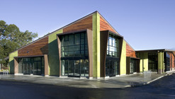 Pedro Point Shopping Center / Lowney Architecture