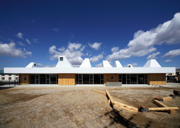 The Leimond Nursery School / Archivision Hirotani Studio, © Kurumata Tamotsu