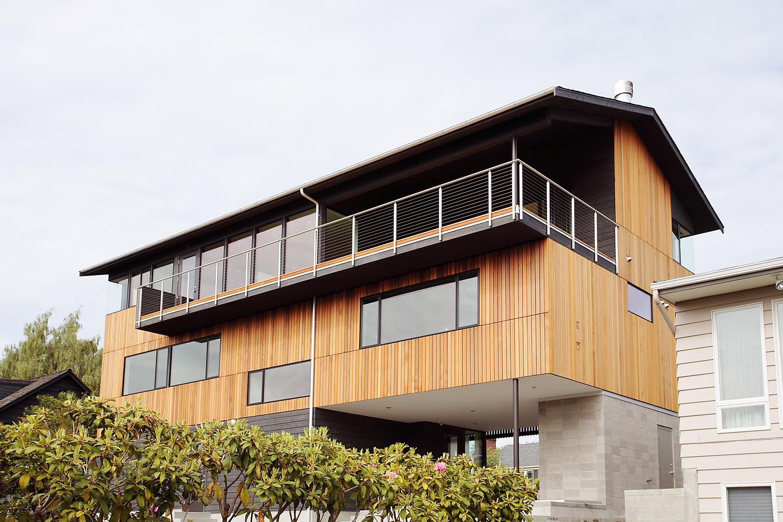 Magnolia Residence / Heliotrope Architects, © Mark Woods