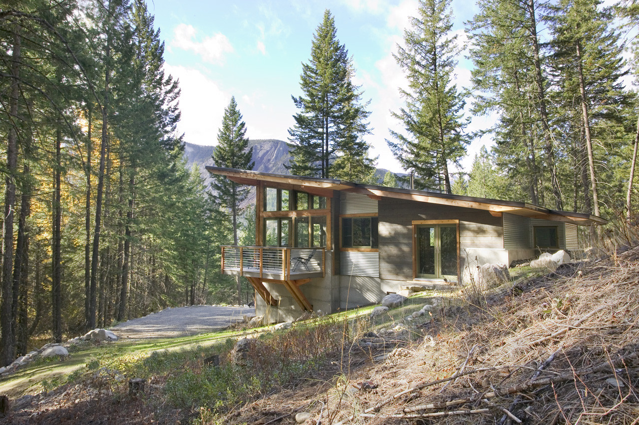 Gallery of wintergreen cabin balance associates for Www interior designs com