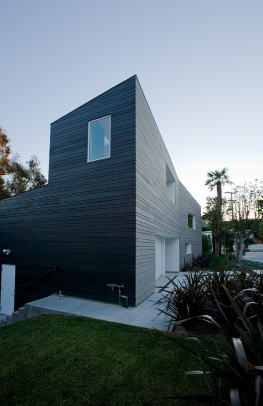 Twin Houses / Predock Frane Architects, © Jason Predock