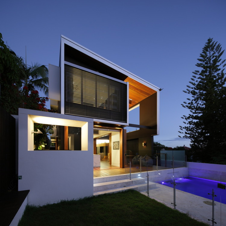 Browne Street House / Shaun Lockyer Architects, © Aperture Photography