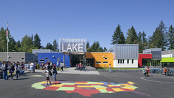 Panther Lake Elementary School / DLR Group